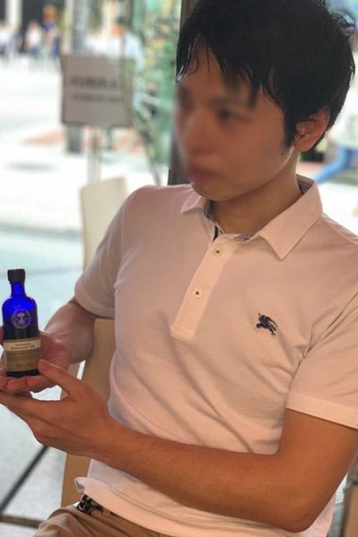 男性セラピストのイケメンデリバリー(大阪カップル風俗)女性向け風俗
